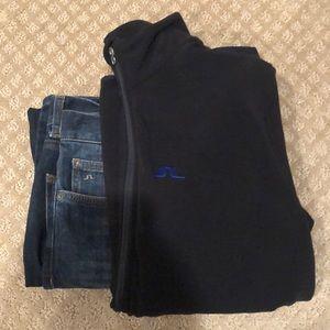 J. Lindenberg Bundle - Jacket and Jeans